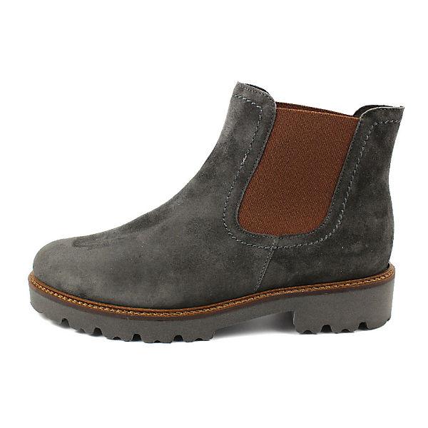 Gabor Komfort-Stiefeletten grau  Gute Qualität beliebte Schuhe