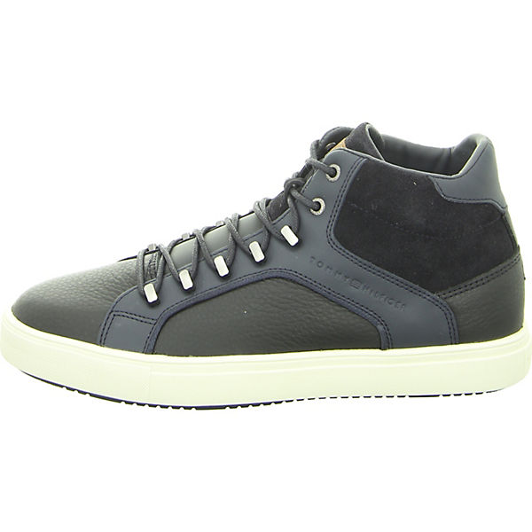 HILFIGER Sneakers lila High TOMMY TOMMY HILFIGER Sneakers pPOwq7FO8S