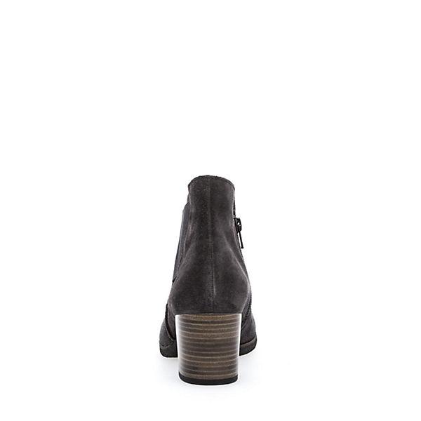 Gabor, Klassische Stiefeletten, grau  Gute Qualität beliebte beliebte beliebte Schuhe 545bbc