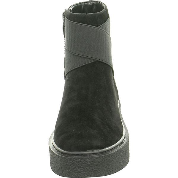 BUFFALO,  Klassische Stiefeletten, schwarz  BUFFALO, Gute Qualität beliebte Schuhe 957012