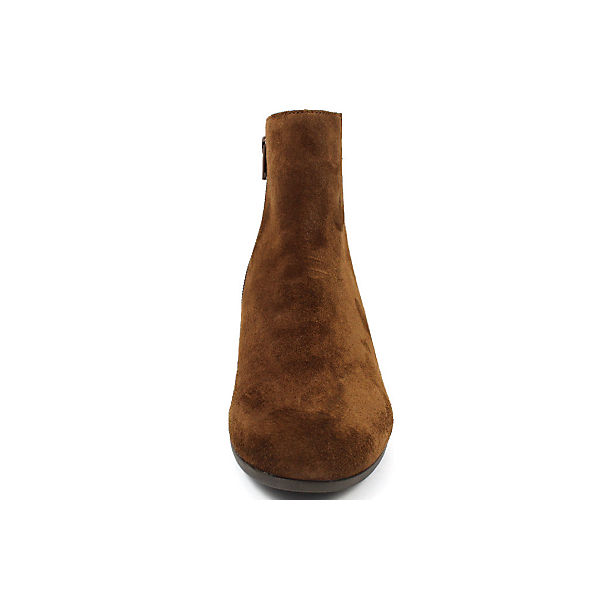 Gabor Schlupfstiefeletten braun Schuhe  Gute Qualität beliebte Schuhe braun 68714b