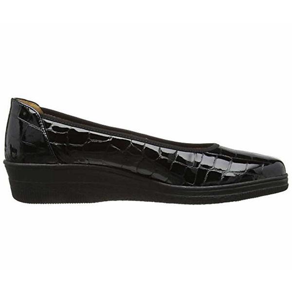 Gabor, Klassische Pumps, schwarz Schuhe  Gute Qualität beliebte Schuhe schwarz 9e1bc9