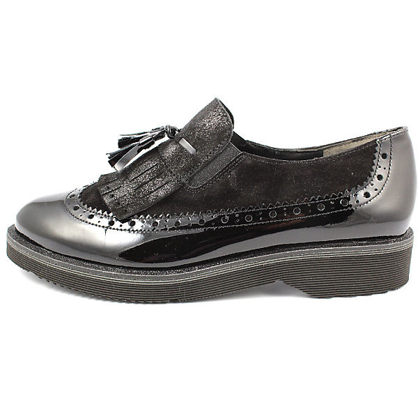 Paul Grün, Schnürschuhe, schwarz  Gute Qualität beliebte Schuhe