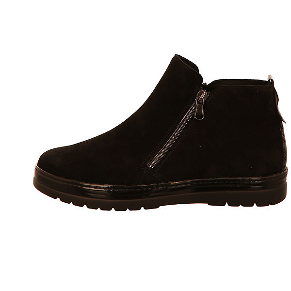 Semler Komfort-Stiefeletten schwarz  Gute Qualität beliebte Schuhe