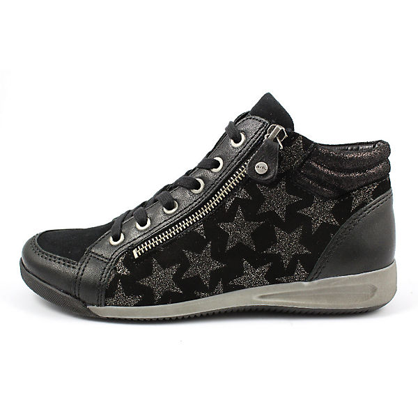 ara Sneakers High schwarz