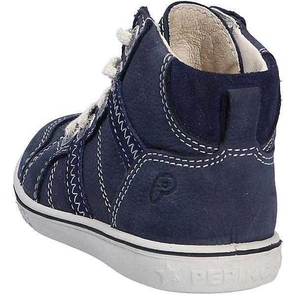 RICOSTA Baby Lauflernschuhe für Jungen blau