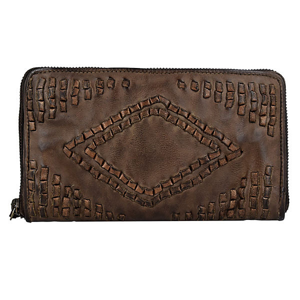 Taschendieb Geldbörse 20 cm braun