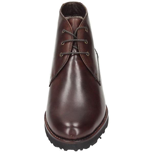 Everybody,  Schnürstiefeletten, braun  Everybody, Gute Qualität beliebte Schuhe 0add25