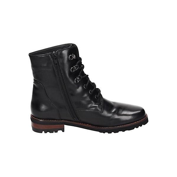 Everybody Schnürstiefel schwarz  Gute Qualität beliebte Schuhe
