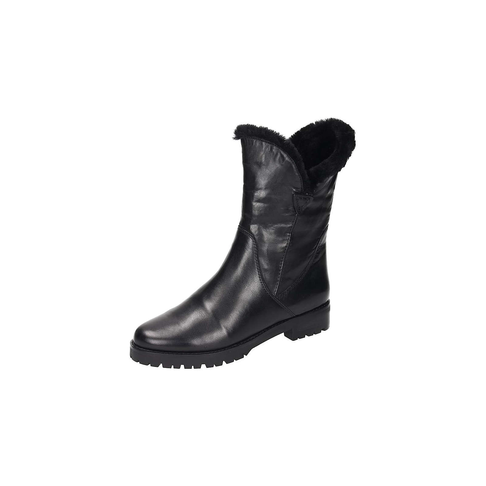 Everybody Damen Stiefel Winterstiefel schwarz Damen Gr. 39
