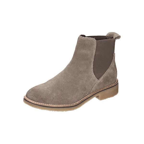 Tamaris Chelsea Boots beige