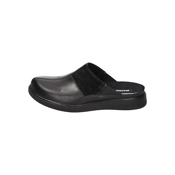 ROMIKA, Pantoletten, Gute schwarz  Gute Pantoletten, Qualität beliebte Schuhe daa9e3