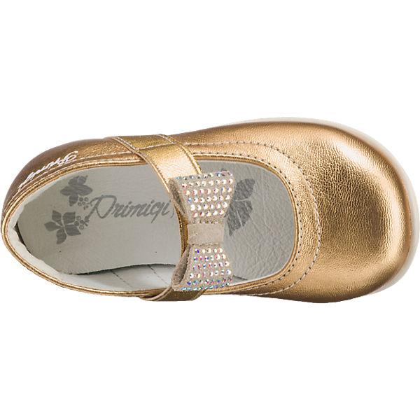 PRIMIGI Ballerinas für Mädchen gold
