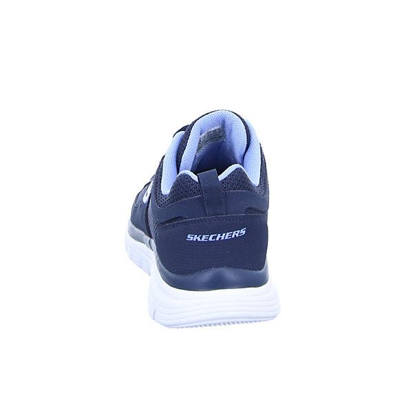 SKECHERS, Sneakers Burns-Agoura Sneakers SKECHERS, Low, blau   190953