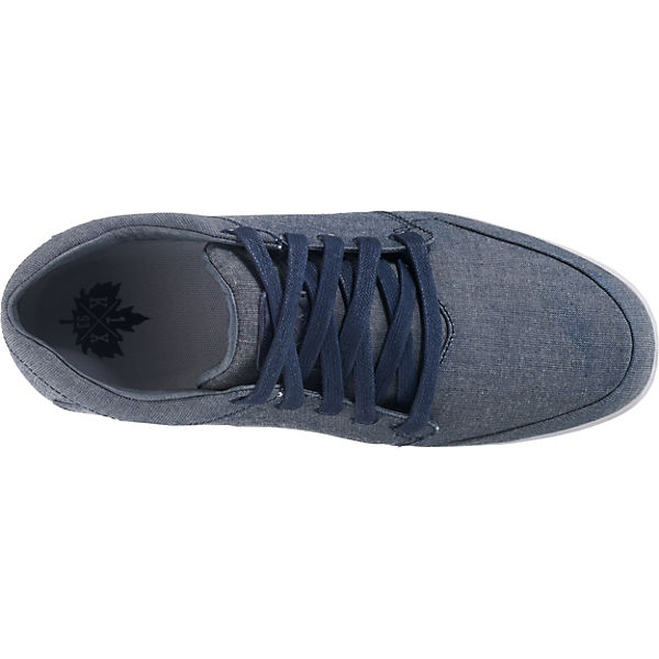 K1X Park Authority, LP  Low Sneakers Low, blau  LP  5f6397
