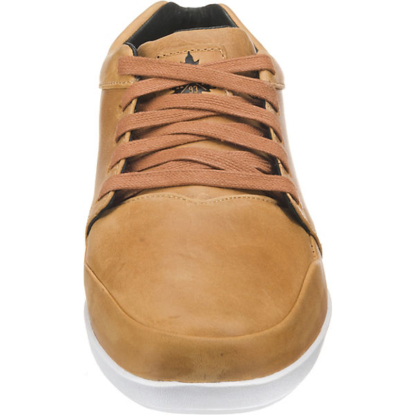 K1X Park Authority, Lp Low Low Low Le Sneakers Low, cognac   e8b2c9