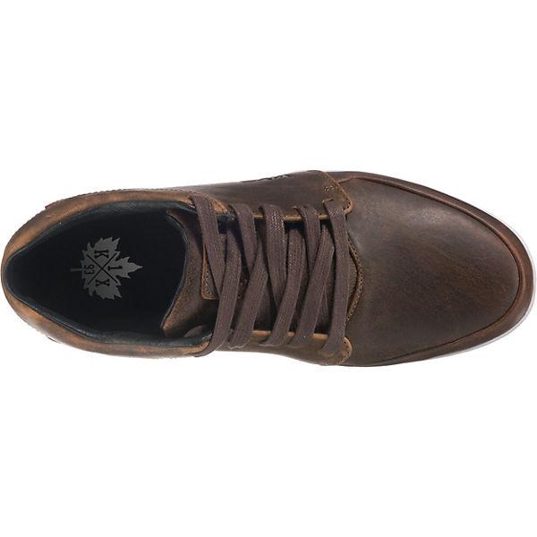 K1X Park Low, Authority, Lp Low Le Sneakers Low, Park braun   7d8b5b