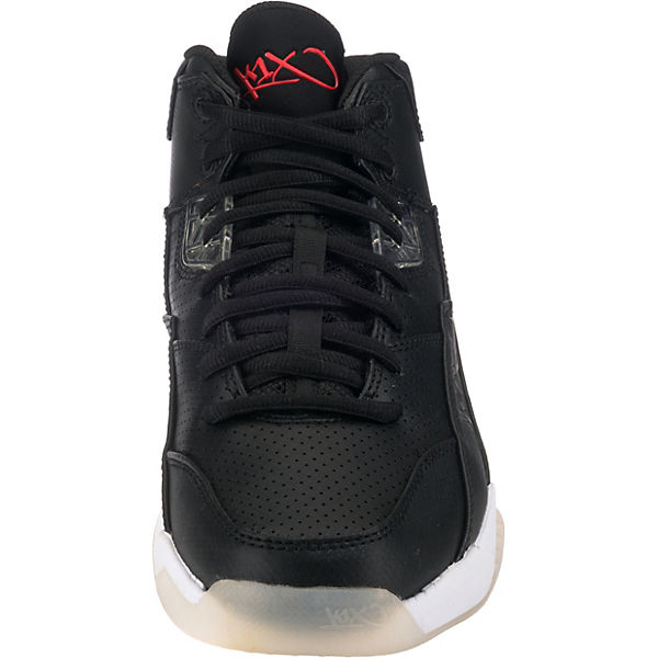 kombi K1X Park Authority Anti High schwarz Sneakers Gravity rx0axwq4R