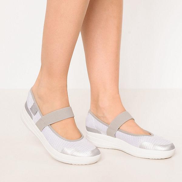 FitFlop,  UBERKNIT Klassische Halbschuhe, weiß-kombi  FitFlop, Gute Qualität beliebte Schuhe 7eba26
