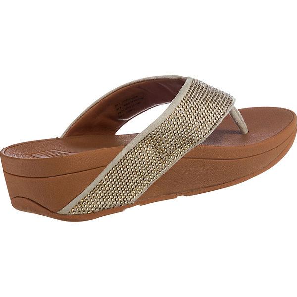 FitFlop, RITZY TOE Komfort-Sandalen, beliebte gold  Gute Qualität beliebte Komfort-Sandalen, Schuhe dd04e2