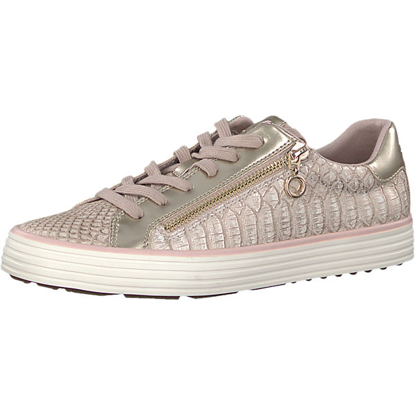 s.Oliver Sneakers Low rosegold