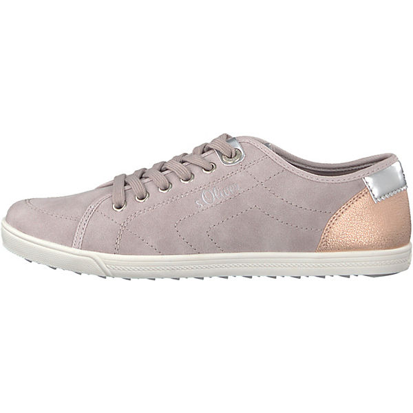 s.Oliver Sneakers Low altrosa