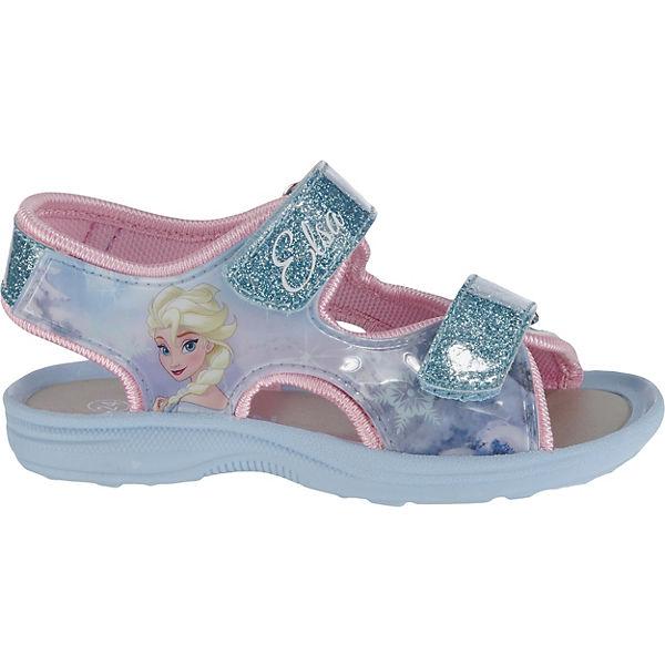 Disney Die Eiskönigin Sandalen für Mädchen hellblau