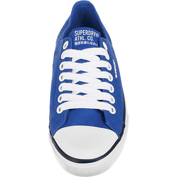 Superdry Sneakers Low blau LOW PRO SNEAKER rqH0A