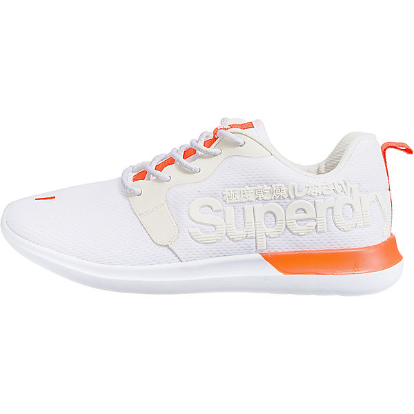 Superdry, Hyper Core Runner Sneakers, weiß     d32d86