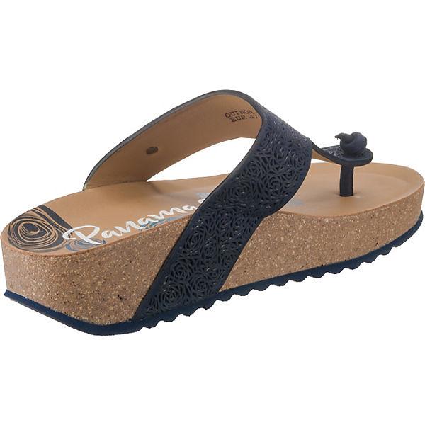 PANAMA JACK Gute Quinoa Roses B5 Zehentrenner blau  Gute JACK Qualität beliebte Schuhe 5a236f