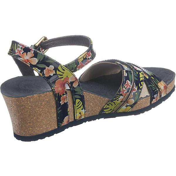 PANAMA JACK, Vera Tropical B2 Keilsandaletten, bunt Schuhe  Gute Qualität beliebte Schuhe bunt 95ce01