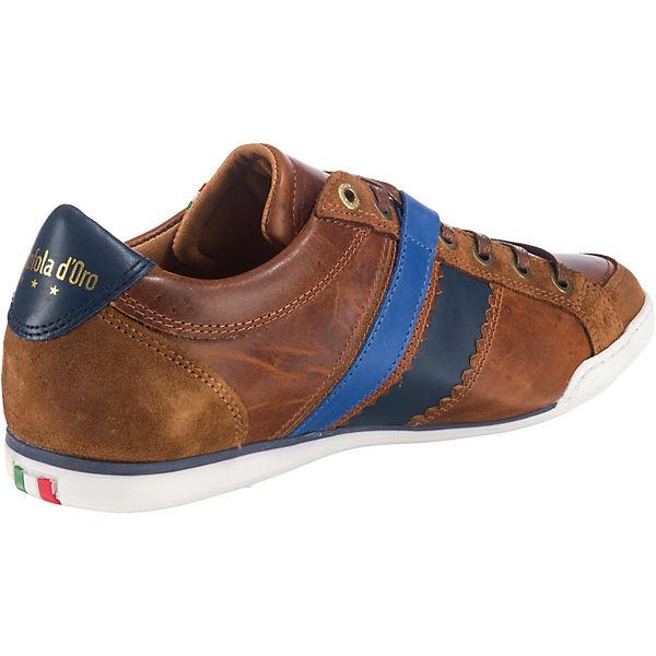 Pantofola d'Oro SAVIO ROMAGNA UOMO LOW Sneakers Low braun