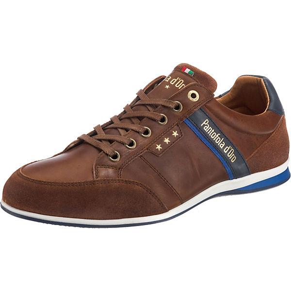 Pantofola d'Oro ROMA UOMO LOW Sneakers Low braun