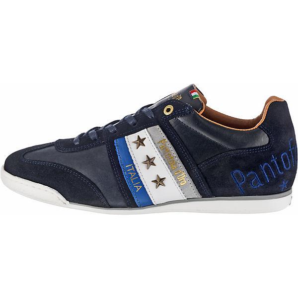 Pantofola Sneakers d'Oro, IMOLA UOMO LOW Sneakers Pantofola Low, blau-kombi  Gute Qualität beliebte Schuhe 6ee509