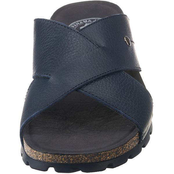 PANAMA JACK, Salman Gute C5 Pantoletten, blau  Gute Salman Qualität beliebte Schuhe 16459d
