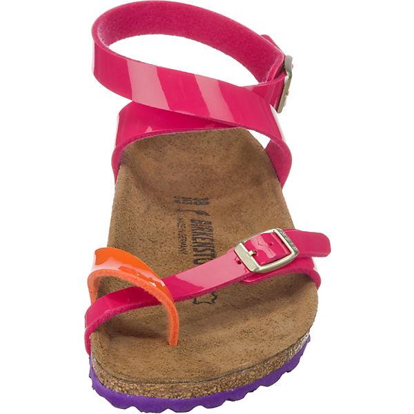BIRKENSTOCK Yara schmal schmal schmal Komfort-Sandalen mehrfarbig  Gute Qualität beliebte Schuhe 142df3