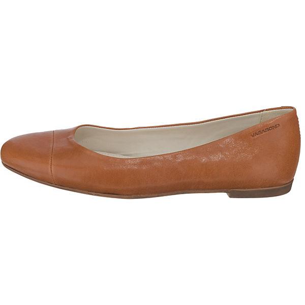 VAGABOND, Ayden Klassische Klassische Klassische Ballerinas, braun  Gute Qualität beliebte Schuhe e51d10