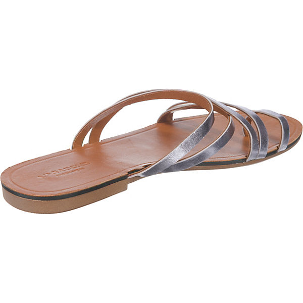 VAGABOND, Tia Riemchensandaletten, beliebte silber  Gute Qualität beliebte Riemchensandaletten, Schuhe 446176