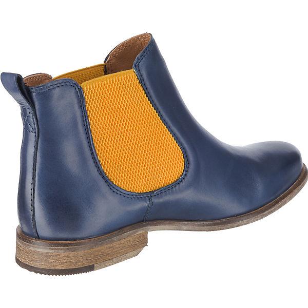 Apple of Eden Manon Chelsea Boots blau