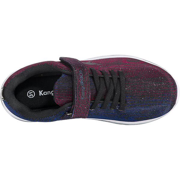 KangaROOS Kangashine EV Sneakers Low blau-kombi