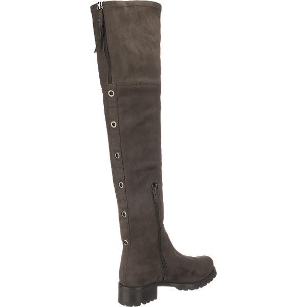Unisa, Isidro_St Winterstiefel, grau Gute Schuhe Qualität beliebte Schuhe Gute dcc8b2