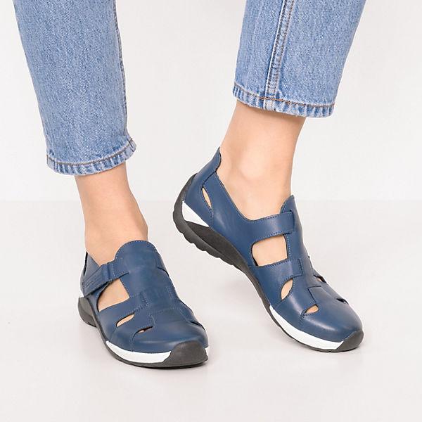 camel active, Moonlight 75 Klassische Sandalen, blau  Gute Qualität beliebte Schuhe