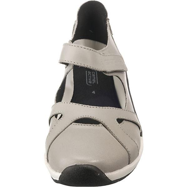 Camel active, Moonlight 71 Sportliche Sportliche Sportliche Ballerinas, hellgrau  Gute Qualität beliebte Schuhe 82af10