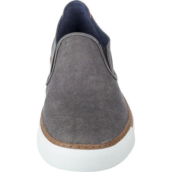 Camel active, Racket 16 Klassische Klassische Klassische Slipper, grau Gute Qualität beliebte Schuhe a12769
