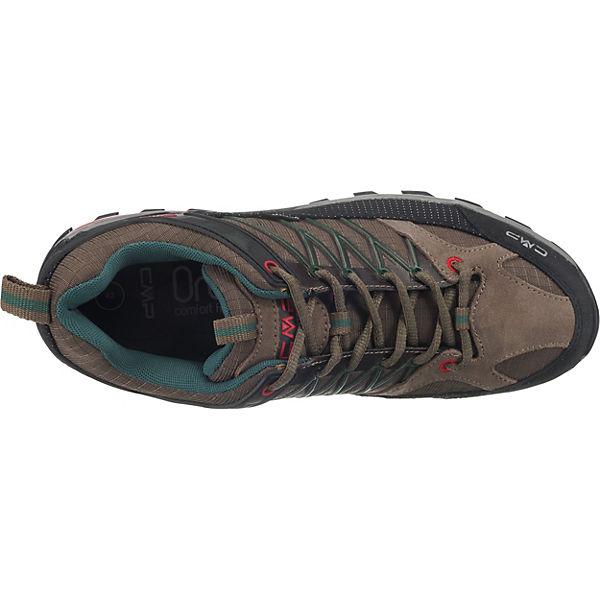 CMP, RIGEL LOW TREKKING  SHOES WP Wanderschuhe, braun  TREKKING Gute Qualität beliebte Schuhe 8cb4f9