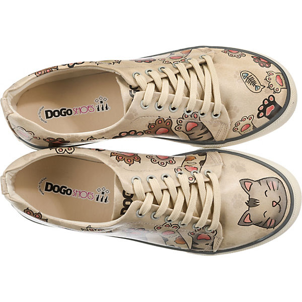 Dogo Shoes, Yummy  Sneakers Low, mehrfarbig   Yummy 2460c0