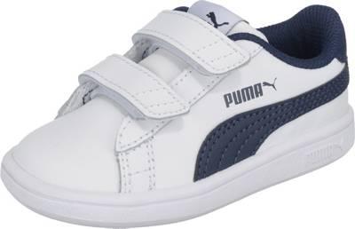 sneaker puma weiß kinder