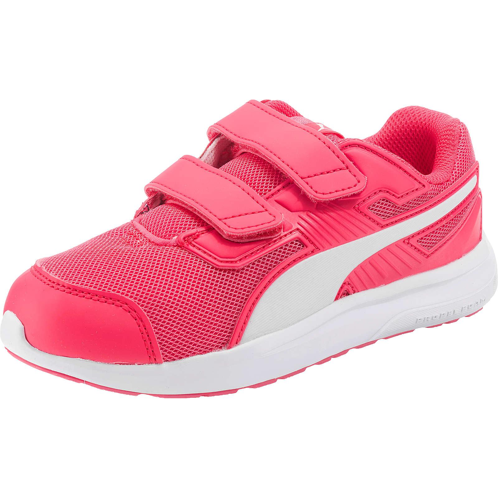 PUMA Kinder Sportschuhe Escaper pink Mädchen Gr. 34