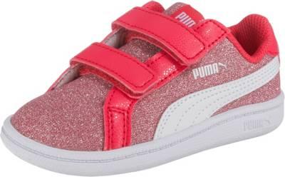 kinder puma sneaker glitzer