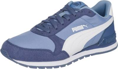 PUMA, Kinder Sneakers ST Runner, blau | mirapodo